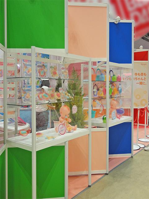 東京おもちゃショー 東京ビッグサイト / 小間(9M×12M)