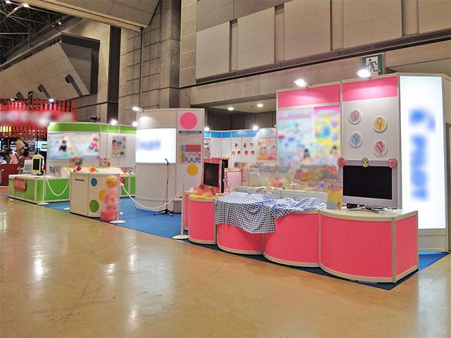 東京おもちゃショー 東京ビッグサイト / 小間(15M×9M)
