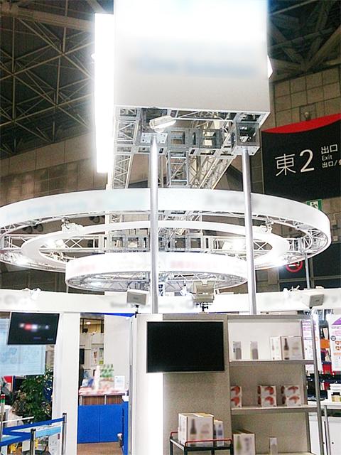 リテールテック 東京ビッグサイト / 小間(9M×12M)