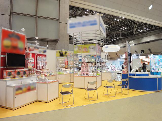 東京おもちゃショー 東京ビッグサイト / 小間(9M×6M)