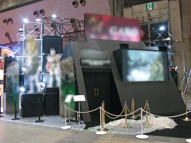 東京国際アニメフェア 2010 東京ビッグサイト / 小間(15M×12M)