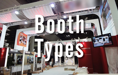 展示会・イベントのブース装飾を考える時に知っておきたい!2つのブース分類「木工ブース」と「システムブース」の特徴とメリット・デメリットをまとめました。