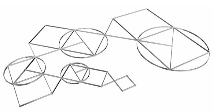 システム部材オクタノルム(Octanorm)の高いデザイン性